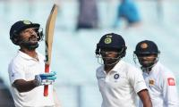 Sri Lanka bowl out India for 172 in 1st Test