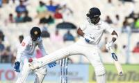 Rahul, Dhawan help India bounce back in 1st Test
