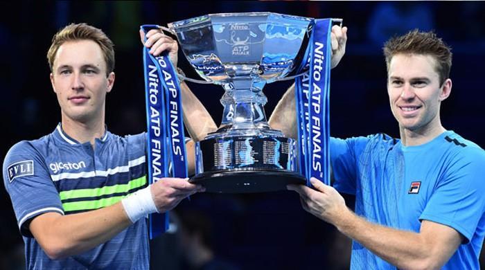 Kontinen Peers retain ATP Finals doubles crown