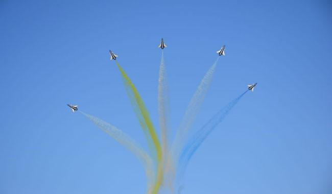 PAF, PLAAF hold joint air show in Quetta