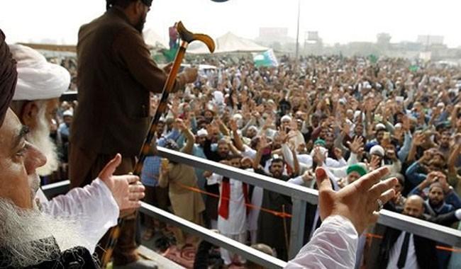 Faizabad sit-in: No headway in negotiations between govt, protest leaders