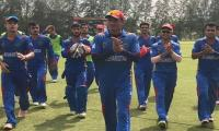 Afghanistan beat Pakistan to clinch U-19 Asia Cup