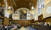 India's Bhandari takes ICJ judge seat as Britain pulls out of race