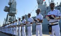 Pakistani flotilla on friendly visit to Iran to deepen naval exchanges
