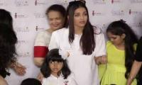 Paparazzi leave Aishwarya teary-eyed