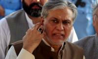 Court declares Ishaq Dar absconder in corruption reference