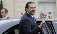 Hariri returns to Lebanon amid political crisis