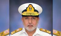 One Rear Admiral, two Commodores promoted to rank of Vice Admiral, Rear Admirals