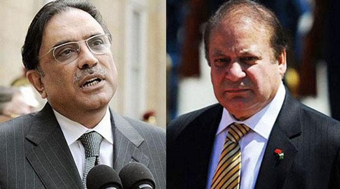 Zardari rules out chances of meeting with Nawaz