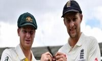 England bat in first Ashes Test