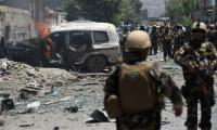 Suicide attack kills at least eight in Afghanistan´s east: officials