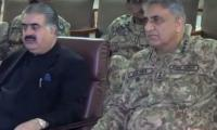 Gen Bajwa visits Southern Command