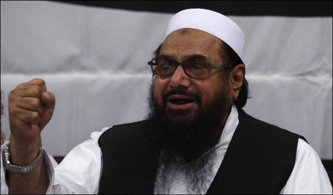 US concerned over release of Hafiz Saeed from house arrest