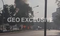 Additional IG police martyred in suicide blast in Peshawar