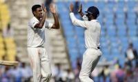 Ashwin, Sharma make India shine against Sri Lanka