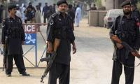 FC nab two terrorists, seize 46kg explosives