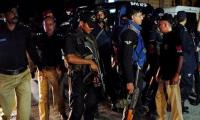 Four Tehreek-e-Taliban men gunned down in Faisalabad encounter