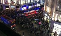 16 hurt fleeing false terror alert in London´s Oxford Street