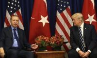 Trump told Erdogan won´t give Syria Kurds more arms: Turkey