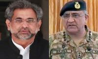 Gen Bajwa telephones PM Abbasi, calls for handling Islamabad dharna peacefully