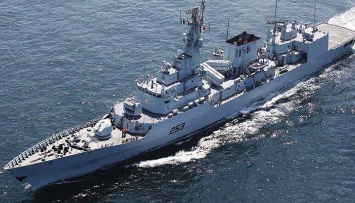 Pak Navy ship to arrive in Shanghai on goodwill, training ...