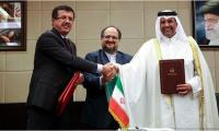 Iran, Turkey sign deal with Qatar to ease Gulf blockade