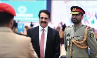 Raheel Sharif insists Saudi-led military alliance not against any religion, state