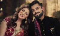 Virat, Anushka caught dancing at Zaheer Khan's wedding