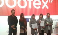 Afghan girl team wins big at a European robotics festival