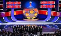 World Cup draw throws up Spain, Portugal showdown