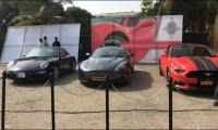 Karachiites flock to Car-Nival 2017 at Frere Hall