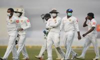 Pollution stops play in India-Sri Lanka Test in Delhi
