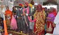 First Sikh Army officer gets married