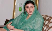 Ayesha Gulalai announces to contest election against Imran Khan