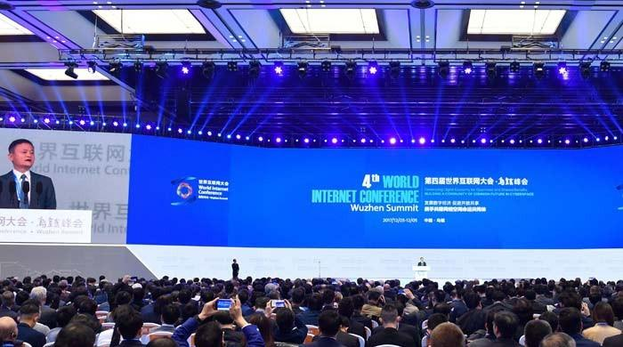 China says its ´open´ internet accounts for a third of economy