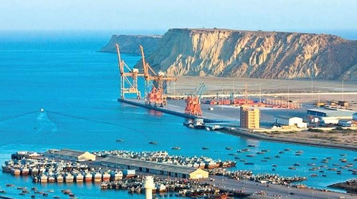 CPEC industrial park to be set up at Port Qasim