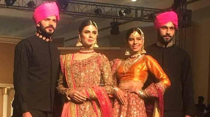 Bridal Couture Week opens in Lahore amid glitz and glam