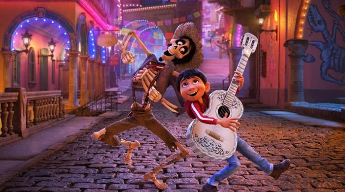 'Coco,' a charmer from the Land of the Dead, lives on