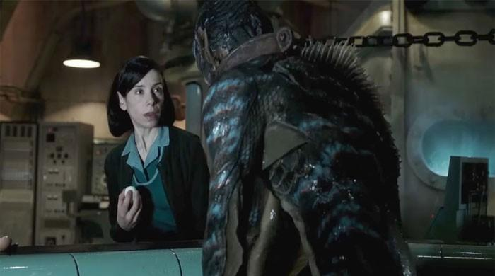 ´The Shape of Water´ leads Golden Globe nominations with seven