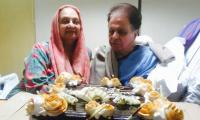Saira Banu cooks biryani on Dilip Kumar's birthday