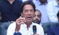 Imran rules out possibility of any alliance with PPP