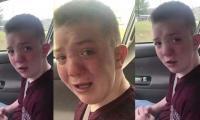 美国男孩的反欺凌视频引发了支持