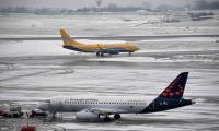 Heavy snow, high winds wreak havoc across Europe