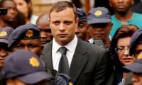 Oscar Pistorius suffers bruise in prison fight