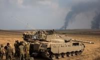 Two dead in Gaza blast, Israeli military denies it carried out an attack
