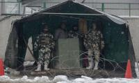 Five Indian troops missing after avalanche hits army camp in IoK