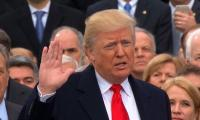 Trump slams 'fabricated stories' of his women accusers