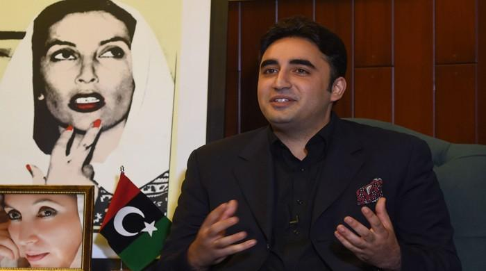 Bilawal takes up his Pakistani destiny, striving to reclaim Benazir's mantle