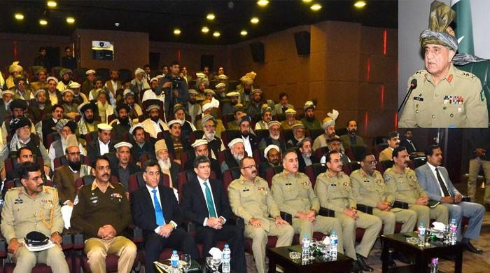 Pakistan Army fully supports mainstreaming of FATA: Gen. Bajwa