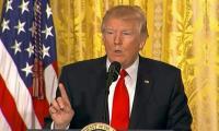 Trump signs US military defense bill worth nearly $700 bn